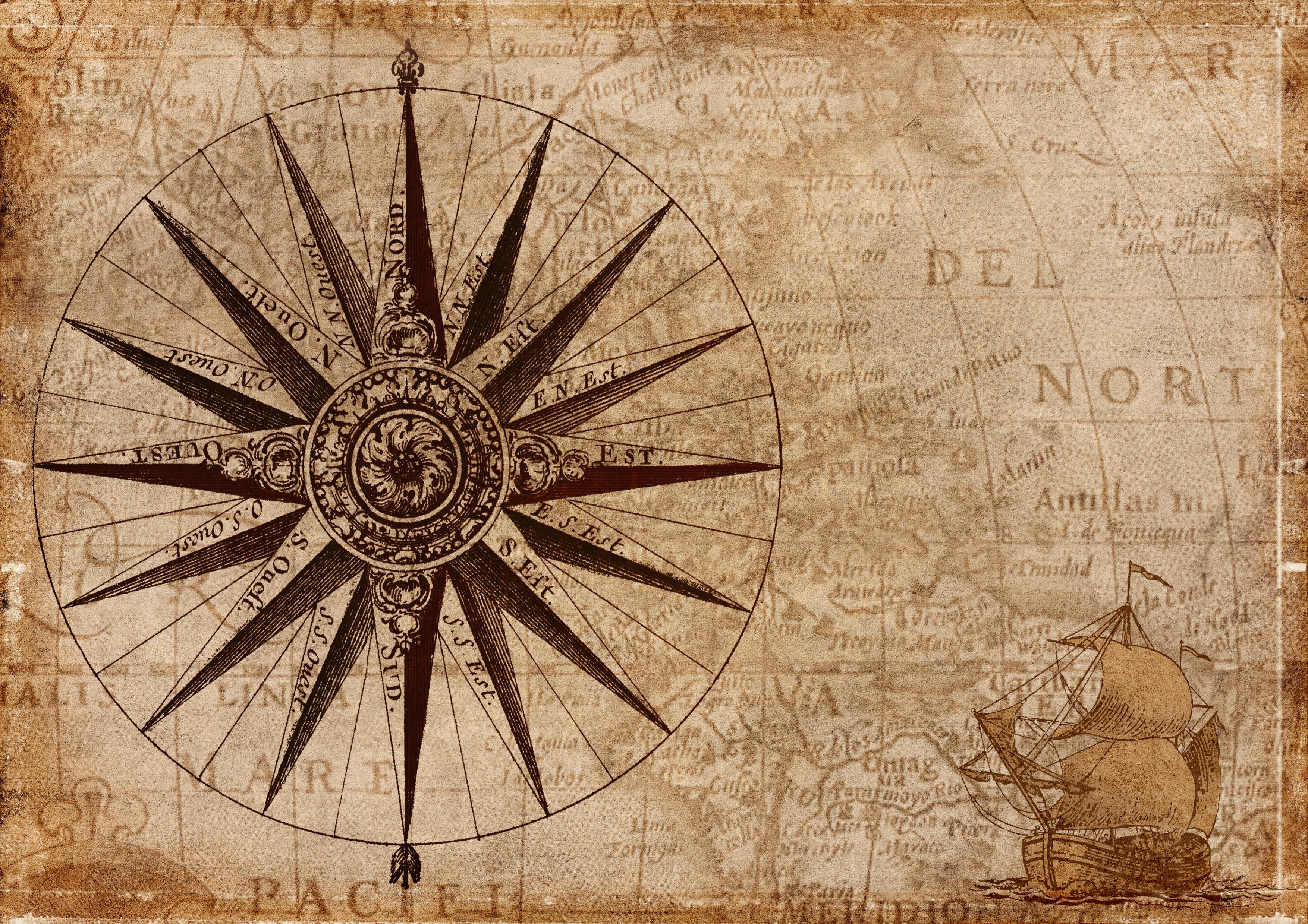 薬膳の水先案内航海図(イメージ)