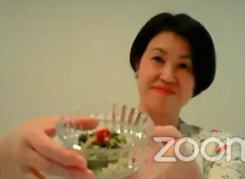 「きゅうりと紫蘇のかつおシーチキン和え」夏の季節薬膳