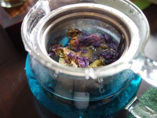 マロブルーのハーブ薬膳茶