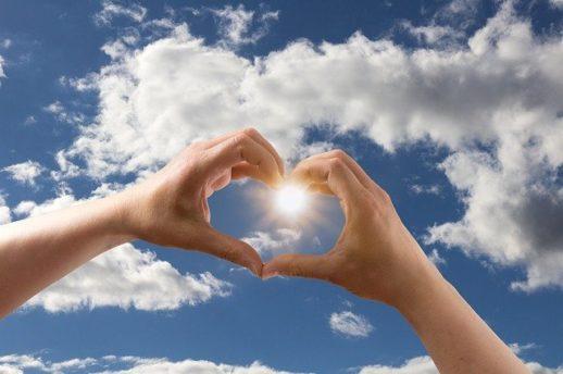 愛と希望の光